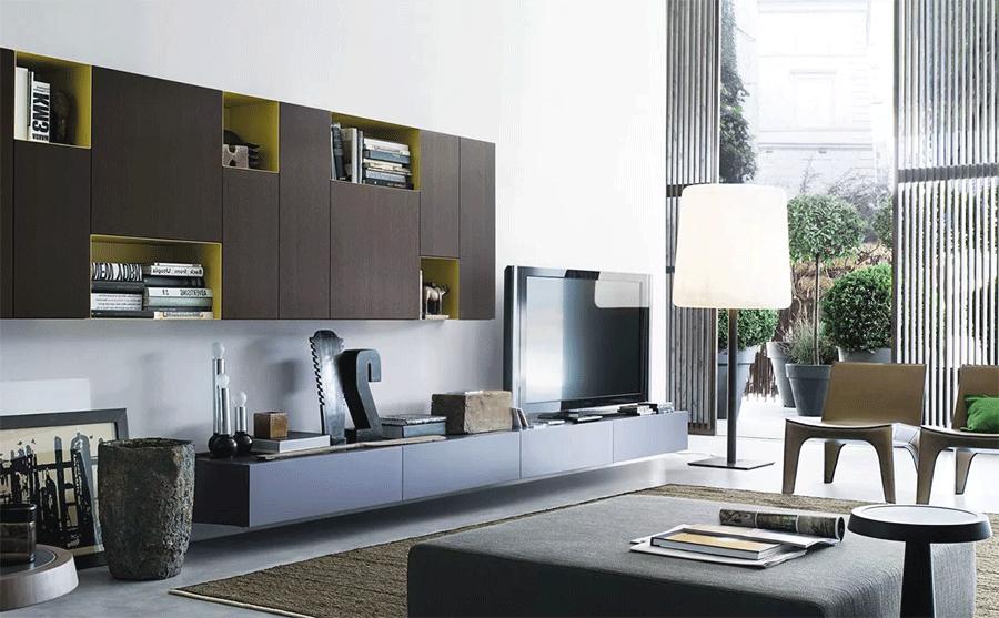приобретя новую мебель в гостиную
