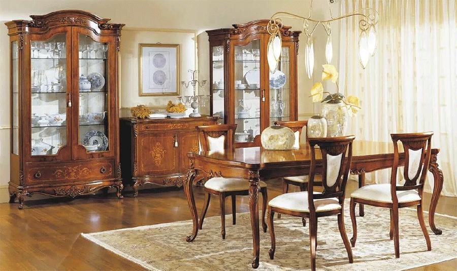 Элитная мебель для столовой