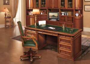 Мебель рабочего кабинета премиум класса